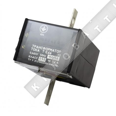 Трансформатор тока Т-0,66 400/5 (0,5S)