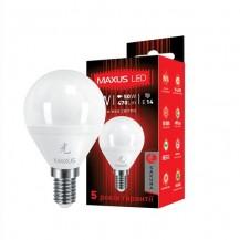 Лампа G45 F 5W 3000K 220V E14 AP