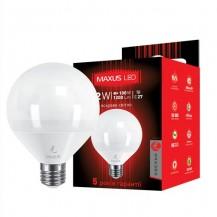 Лампа G95 12W 4100K 220V E27 AP