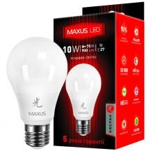 Лампа A60 10W 4100K 220V E27 AP