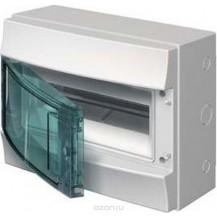 Щиток 12-модульный IP65 MISTRAL65 прозрачная дверь