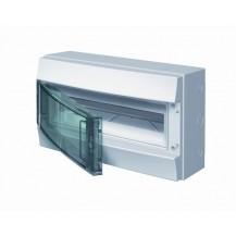 Щиток 18-модульный IP65 MISTRAL65 прозрачная дверь