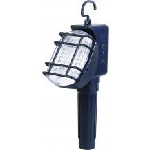 Светильник светодиодный переносной ДРО 2063Л,63LED,3 ч.триног,Lith