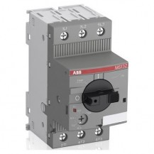 Автомат защиты двигателя MS116-6,3(4,0-6,3)А ABB