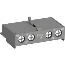 Доп.контакт HKF1-11 для Авто.защиты двигателя серии MS, ABB