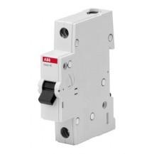 Автоматический выключатель ABB Basic M 1P 63A C 4,5кА, BMS411C63