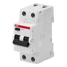 АВДТ ABB Basic M 1P+N 16А C 30мA, BMR415C16 Автоматический выключатель дифференциального тока