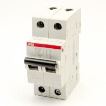Автоматический выключатель АВВ SH202 С10A