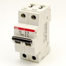 Автоматический выключатель АВВ S202 B63A