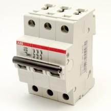 Автоматический выключатель АВВ  S203 B63A