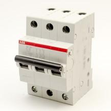 Автоматический выключатель АВВ  SH203 С25A