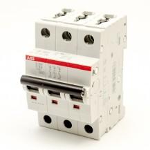 Автоматический выключатель АВВ  S203 C63A