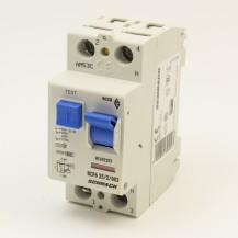 УЗО  переменного тока SCHRACK 6кА/30мА 2P 25А