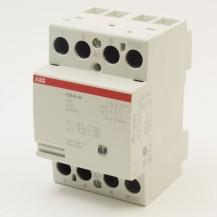 Контактор модульный ABB ESB40-40-230AC/DC