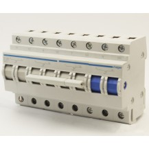 Переключатель ввода резерва HAGER 400В/63A, 3+N, 8м