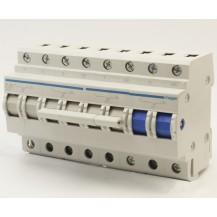 Переключатель трехпозиционный I-0-II HAGER 100А, 400/690В, 4-полюсний, 12м
