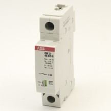 Ограничитель импульсных перенапряжений ABB ОVR T2 40 275 (без сменного картриджа)