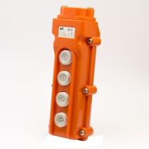 Пульт управления IЕК ПКТ-62 на 4 кнопки IP 54