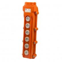 Пульт управления IЕК ПКТ-63 на 6 кнопки IP 54