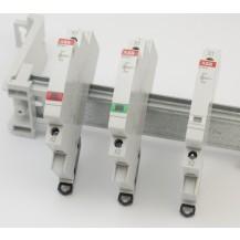 Лампа индикационная ABB желтая 115-250В переменного тока E219-E