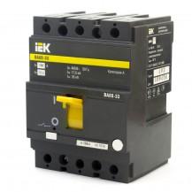 Автоматический выключатель IЕК ВА88-33 3Р 125А 35кА