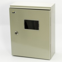 Корпус металлический IЕК ЩУ 1/1-0 74 У1 IP54