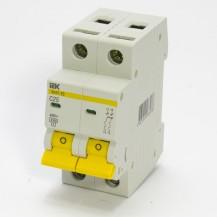 Автоматический выключатель IЕК ВА47-29М 2P 10А 4.5кА х-ка С