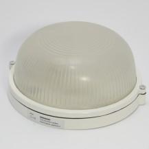 Светильник НПП 1301 белый круг 60 Вт IP54