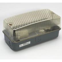 Светильник НПП 3006 серый 60 Вт IP54