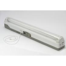 Cветильник аварийный ЛБА 3924 непостоянный автономный. 4 г., 1х20Вт. T5 / G5. с ручкой