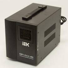 Стабилизатор напряжения СНР1-0- 0.5 кВА электронный переносной
