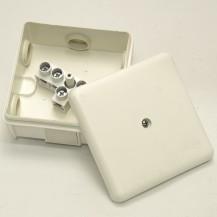 Коробка распределительная 6-вивод. 5х2, (5 мм)