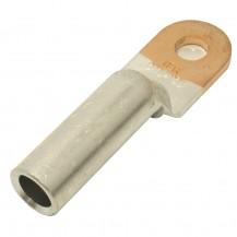 Наконечник DTL- 10 медно-алюминиевый кабельный