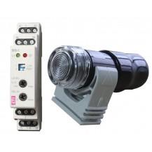 Сумеречное реле ETI SOU-1 230V + датчик