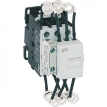 Контактор ETI CEM 25CN (23kvar_440V/20кВар_380V)