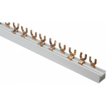 Шина соединительная IЕК типа FORK (вилка) 3Р 100А (дл.1 м)
