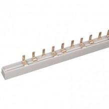 Шина соединительная IЕК типа PIN (12 штырей) 3Р 63А 22 см