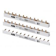 ABB Basic M Шина 3P, 12 модулей 10мм2 BML11312
